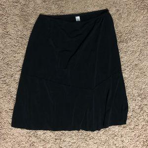 Black Old Navy Skirt